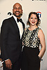 Keegan-Michael Key and fiancee Elisa Pugliese attends the TIME 100 2018 GALA on  April 24, 2018 at the Frederick P Rose Hall, Home of Jazz at Lincoln in New York, New York, USA.<br /> <br /> photo by Robin Platzer/Twin Images<br />  <br /> phone number 212-935-0770