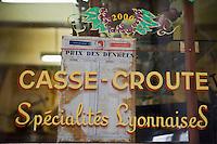 Europe/France/Rhône-Alpes/69/Rhône/Lyon:Bouchon:  Le Café des Fédérations, 8/9/10, rue du Major-Martin (1er).