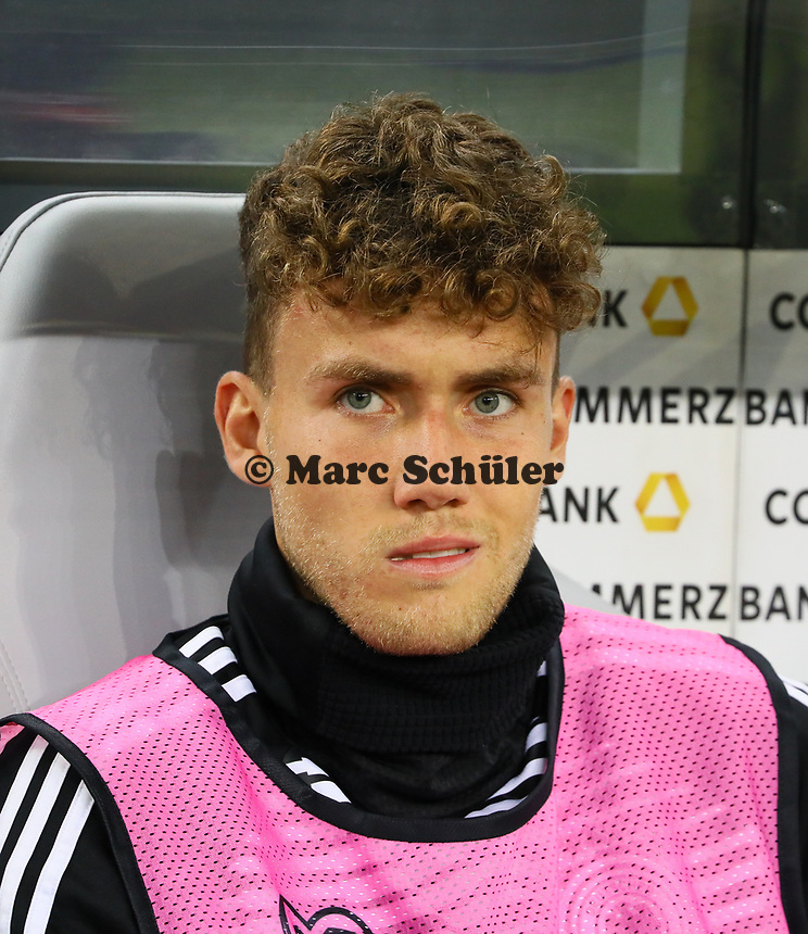 Luca Waldschmidt (Deutschland Germany) - 06.09.2019: Deutschland vs. Niederlande, Volksparkstadion Hamburg, EM-Qualifikation DISCLAIMER: DFB regulations prohibit any use of photographs as image sequences and/or quasi-video.