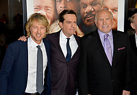 Owen Wilson, Ed Helms, Terry Bradshaw at the world premiere of &quot;Father Figures&quot; at the TCL Chinese Theatre, Hollywood, USA 13 Dec. 2017<br /> Picture: Paul Smith/Featureflash/SilverHub 0208 004 5359 sales@silverhubmedia.com
