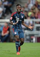 Fussball  International   Audi Cup 2013  Saison 2013/2014   31.07.2013 FC Bayern Muenchen - Sao Paulo FC  David Alaba (FC Bayern Muenchen) lacht