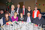 Supporters at the St Michaels/Foilmore Dinner Dance in The Ring of Kerry Hotel on Saturday night last pictured front l-r; Leanne King, Suzanne King, Mary Grandfield, Richie Grandfield, Tim Corcoran, back l-r; Kathleen McCarthy, Patie King, Kevin McCarthy, Sheila O'Sullivan & Mary Corcoran.