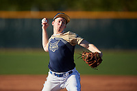 Zachary Steen during the Under Armour All-America Tournament powered by Baseball Factory on January 19, 2020 at Sloan Park in Mesa, Arizona.  (Zachary Lucy/Four Seam Images)