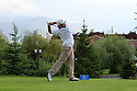 Alexander Levy (FRA) during the third round of the Kazakhstan Open played at Zhailjau Golf Resort, Almaty on September 15, 2012 in Almaty, Kazakhstan.(Picture Credit / Phil Inglis)