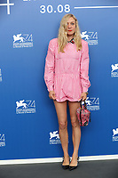 VENICE, ITALY - SEPTEMBER 01: Chloe Sevigny attends the 'Lean On Pete' photocall during the 74th Venice Film Festival on September 1, 2017 in Venice, Italy. <br /> CAP/GOL<br /> &copy;GOL/Capital Pictures /MediaPunch ***NORTH AND SOUTH AMERICAS ONLY***