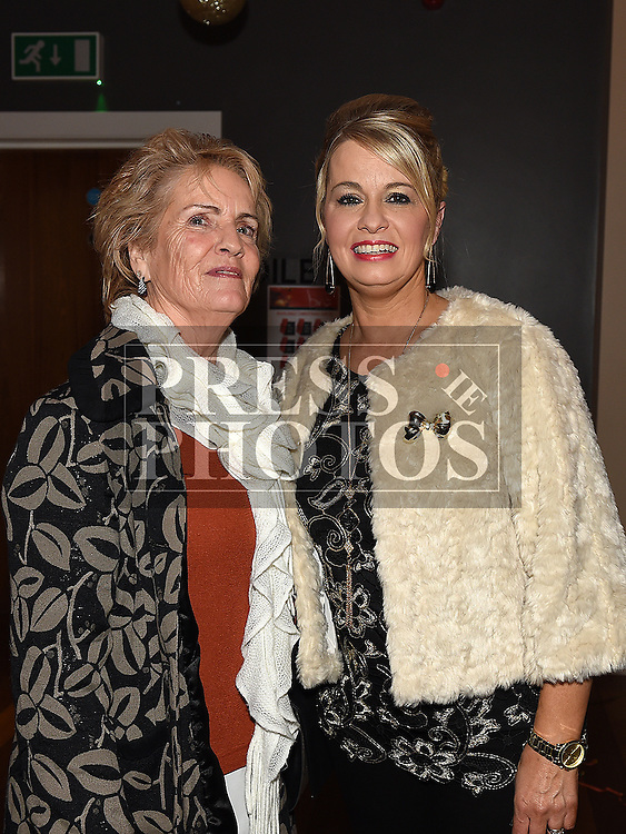 Helena Mullen celebrating her 50th birthday with her mam Kathleen Branigan in Brú. Photo:Colin Bell/pressphotos.ie