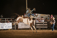 SEBRA - Gordonsville, VA - 8.9.2014 - Bronc Riding