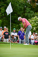 Stewart Cink (USA) putts on to 2 during round 4 of the Dean &amp; Deluca Invitational, at The Colonial, Ft. Worth, Texas, USA. 5/28/2017.<br /> Picture: Golffile | Ken Murray<br /> <br /> <br /> All photo usage must carry mandatory copyright credit (&copy; Golffile | Ken Murray)