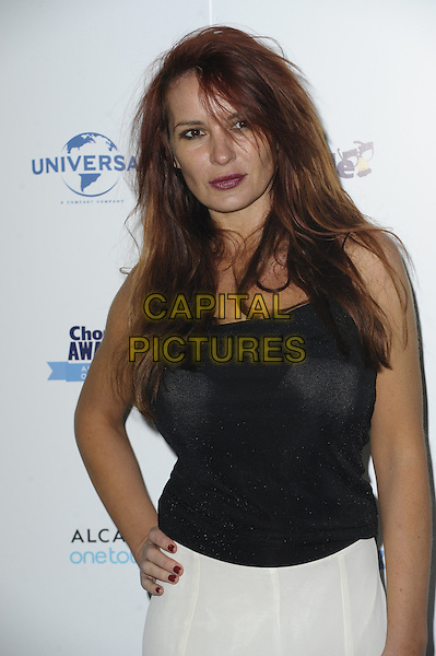 LONDON, UK, MARCH 26: Kierston Wareing attends the Chortle Awards at Ministry Of Sound on March 26, 2014 in London, England<br /> CAP/CJ<br /> &copy;Chris Joseph/Capital Pictures