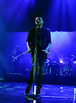"MIAMI, FL - SEPTEMBER 28: Abel Tesfaye, known by his stage name The Weeknd performs during ""The Fall"" 2013 concert Tour at James L Knight Center on September 28, 2013 in Miami, Florida. (Photo by Johnny Louis/jlnphotography.com)"