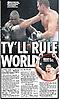 Daily Star 22/04/13 Chris Royle