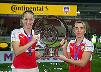 Arsenal Ladies v Notts County Ladies - Continental Cup Final - 01.11.2015