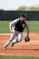 Matt Davidson -Chicago White Sox 2014 spring training (Bill Mitchell)