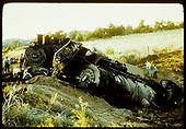 #494 K-37 &amp; #483 K-36 wrecked.<br /> D&amp;RGW