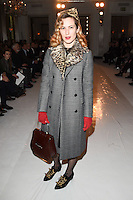 Charlotte Dellal<br /> at the Jasper Conran AW17 show as part of London Fashion Week AW17 at Claridges, London.<br /> <br /> <br /> ©Ash Knotek  D3230  17/02/2017