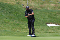 Shane Lowry (IRL) on the 1st green during Round 1 of the HNA Open De France at Le Golf National in Saint-Quentin-En-Yvelines, Paris, France on Thursday 28th June 2018.<br /> Picture:  Thos Caffrey | Golffile