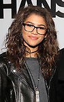 Zendaya attends the Broadway Opening Night Performance of 'Dear Evan Hansen'  at The Music Box Theatre on December 1, 2016 in New York City.