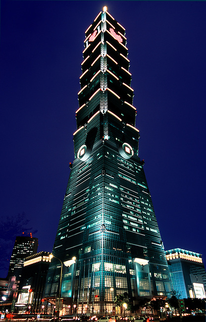 Taipei 101 Tower, Taiwan
