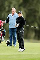 Laura Hoskin. Jennian Homes Charles Tour, Pegasus Open, Christchurch, New Zealand, Thursday 3 October 2019. Photo Martin Hunter/www.bwmedia.co.nz