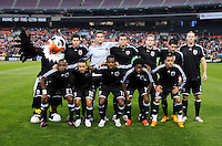 DC United Starting Eleven. DC United defeated Toronto FC, 4-1, at RFK Stadium in Washington DC, Saturday April 5, 2008.