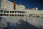 Mt. Washington Hotel - winter