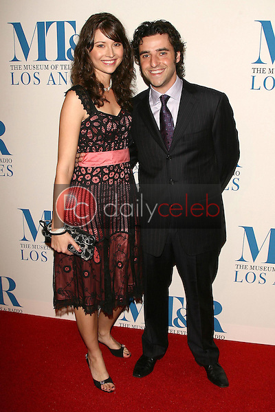 David Krumholtz and guest<br />