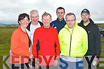 BANNA RUN; Enjoying the Banna 10km Run on Sunday l-r: Mary Dillane, Dermot Dillane, Paudie Dineen, Sean Hayes, Tom Scanlon and Tom Silles.