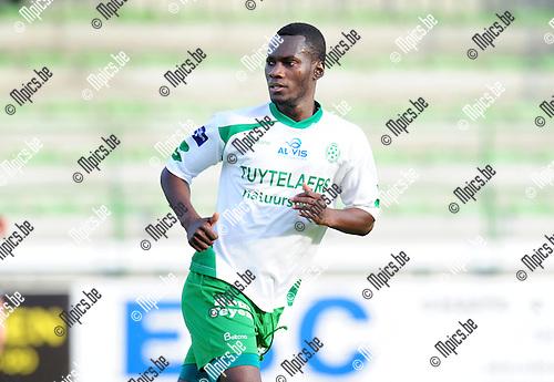 2014-07-02 / Voetbal / seizoen 2014-2015 / Dessel Sport / Prince Asubonteng<br /><br />Foto: mpics.be
