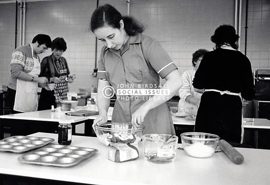 Arnold & Calton Adult Education College, Nottingham UK 1987