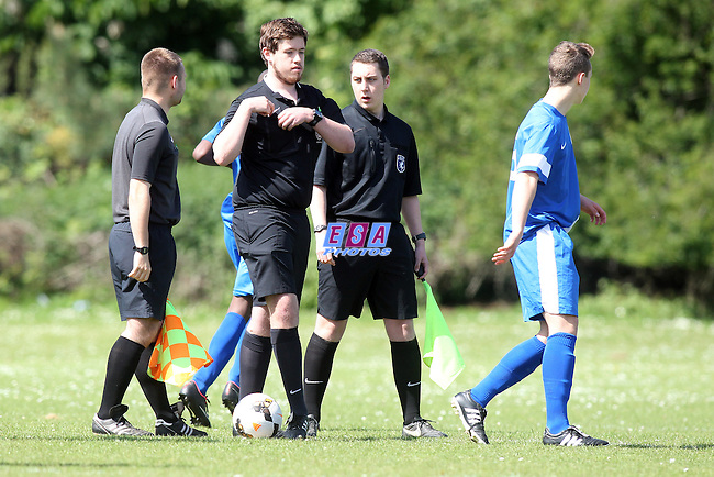 FAVERSHAM TOWN v BEARSTED<br /> KENT YOUTH LEAGUE U18 SOUTH SUNDAY 17TH MAY 2015 ABBEY SCHOOL