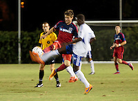 "Carson, Calif. - Thursday, July 16, 2015: U-18 Montréal Impact FC vs Chicago Fire during playoffs at the 2014-15 US Soccer Development Academy Finals week at Glenn ""Mooch"" Myernick Field at StubHub Center."
