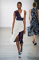 Nicole Miller<br /> SS20 Collection at New York Fashion Week<br /> Spring Summer 2020<br /> in New York, USA September 2019.<br /> CAP/GOL<br /> ©GOL/Capital Pictures /MediaPunch ***FOR USA AND CANADA ONLY***