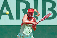 ANGELIQUE KERBER (GER)..Tennis - Grand Slam - French Open- Roland Garros - Paris - Sat May 26th 2012..© AMN Images, 30, Cleveland Street, London, W1T 4JD.Tel - +44 20 7907 6387.mfrey@advantagemedianet.com.www.amnimages.photoshelter.com.www.advantagemedianet.com.www.tennishead.net