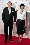 """Carlos Bardem and Cecilia Gessa attends to the premiere of """"Ma Ma"""" at Capitol Cinemas in Madrid, Spain. September 09, 2015. <br /> (ALTERPHOTOS/BorjaB.Hojas)"""