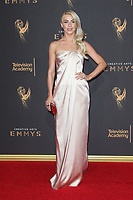 LOS ANGELES, CA - SEPTEMBER 09: Julianne Hough at the 2017 Creative Arts Emmy Awards at Microsoft Theater on September 9, 2017 in Los Angeles, California. C