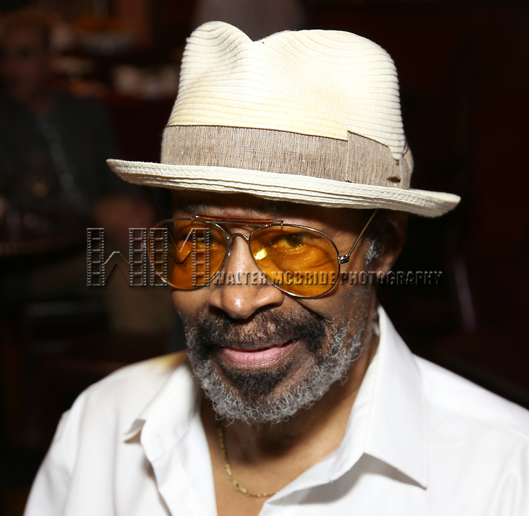 Anthony Chisholm attends the 2017 New York Drama Critics' Circle Awards Reception at Feinstein's / 54 Below on 5/18/2017 in New York City.