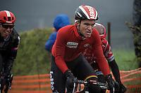 Tosh Van der Sande (BEL/Lotto-Soudal) up La Redoute (1650m/9.7%)<br /> <br /> 102nd Li&egrave;ge-Bastogne-Li&egrave;ge 2016
