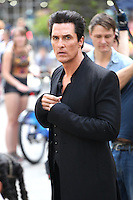NEW YORK, NY - JUNE 30: Matthew McConaughey seen on the set of 'The Dark Tower' on June 30, 2016 in New York City. Credit: mpiDC/Media Punch