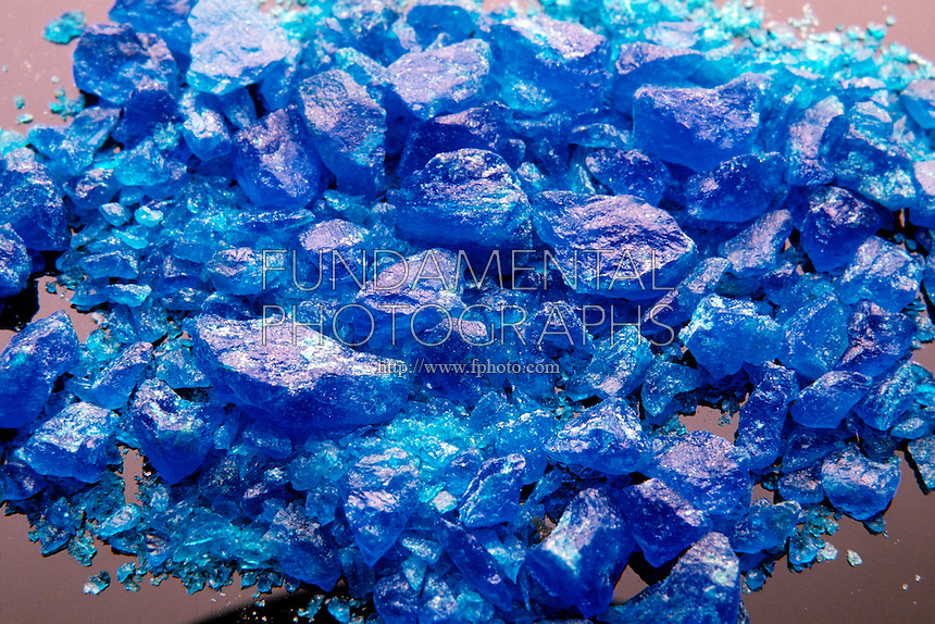 how to grow crystals with copper sulfate