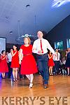 The dancers in action at the Ardfert NS Strictly Come Dancing in the Ballyroe Heights Hotel on Saturday night