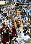 March 1, 2012: New Mexico State Aggies forward Tyrone Watson shoots against the Nevada Wolf Pack during their NCAA basketball game played at Lawlor Events Center on Thursday night in Reno, Nevada.