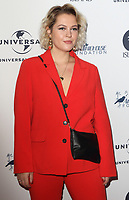 Elli Ingram at the Amy Winehouse Foundation Gala held at the Dorchester Hotel, Park Lane, London on October 5th 2017<br /> CAP/ROS<br /> &copy;ROS/Capital Pictures