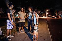 Yojany skate students, Habana, Cuba