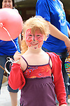 Maia Cunningham at the Samba Festival on West Street...(Photo credit should read Jenny Matthews www.newsfile.ie)....This Picture has been sent you under the conditions enclosed by:.Newsfile Ltd..The Studio,.Millmount Abbey,.Drogheda,.Co Meath..Ireland..Tel: +353(0)41-9871240.Fax: +353(0)41-9871260.GSM: +353(0)86-2500958.email: pictures@newsfile.ie.www.newsfile.ie.