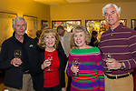 "Bill and Lerlene Brown and Elaine and Dan Carrick during the Reno Magazine ""Bubbles Tasting"" event at Total Wine in Reno on Friday night, February 9, 2018."