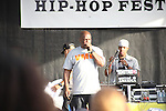 "Host Video Music Box's Ralph McDaniels at the Final Day of 2012 Brooklyn Festival ""Busta Rhymes & Friends"" Held at the Brooklyn Bridge Park, NY 7/14/12"
