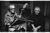 Jan 26, 1996: JOHNNY CASH & TOM PETTY - Sound City Studio Van Nuys CA USA
