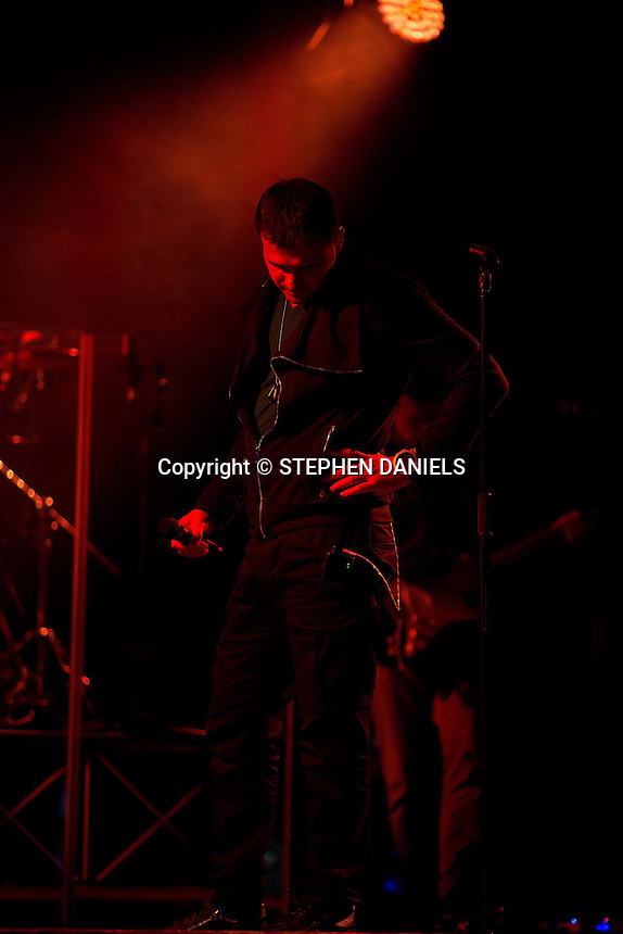 Photo by © Stephen Daniels 11/03/2015 <br /> Emin Agalarov performing at his London gig at The Venue, London