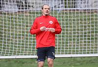 Alexander Meier (Eintracht Frankfurt) - 04.04.2018: Eintracht Frankfurt Training, Commerzbank Arena