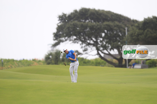 Alexander Noren (SWE) hits into the 7th green during Friday's Round 2 of the 94th PGA Golf Championship at The Ocean Course, Kiawah Island, South Carolina, USA 9th August 2012 (Photo Eoin Clarke/www.golffile.ie)